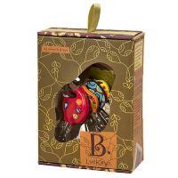 Развивающая игрушка Battat  СУПЕР-КЛЮЧИКИ (свет, звук, томатный) BX1227Z