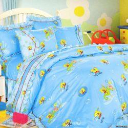 """Комплект постельного белья ТМ """"LOVE YOU"""" для новорожденных cr-203"""