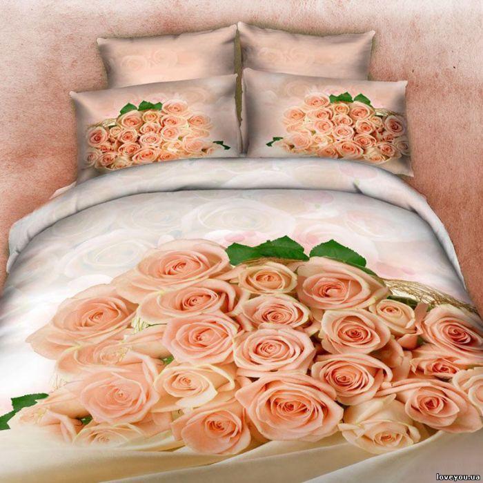 """Комплект постельного белья ТМ """"LOVE YOU"""" надежда"""
