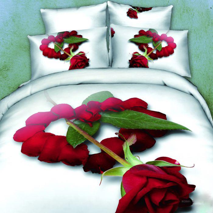 """Комплект постельного белья ТМ """"LOVE YOU"""" симпатия"""