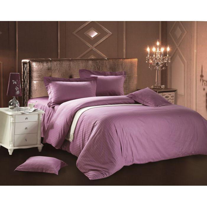 """Комплект постельного белья ТМ """"LOVE YOU"""" светло-фиолетовый"""