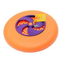 Игрушка - ФРИСБИ (цвет папайя-сливовый) (BX1356Z)