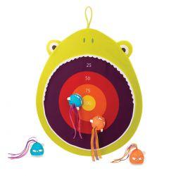 Развивающая Игра С Мишенью - Голодная Лягушка BX1676Z