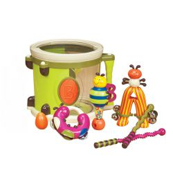 Музыкальная игрушка – ПАРАМ-ПАМ-ПАМ (BX1007Z)