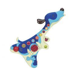 Музыкальная игрушка Battat  ПЕС-ГИТАРИСТ (звук) BX1206Z