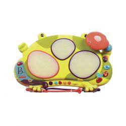 Музыкальная игрушка – КВАКВАФОН (свет, звук) (BX1389Z)