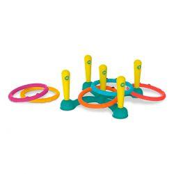 Игровой набор-кольцеброс: Ловец колец Battat  BX1890Z