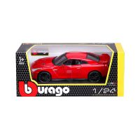 Автомодель Bburago - NISSAN GT-R  18-21082