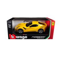 Автомодель Bburago - FERRARI F12TDF  18-26021