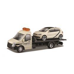 Игровой Набор - Автоперевозчик C Автомоделью Vw Polo Gti Mark 5 (18-31403)