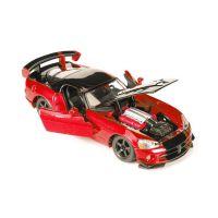 Автомодель Bburago - DODGE VIPER SRT10 ACR   (ассорти оранж-черн металлик, красн-черн металлик, 1:24) 18-22114