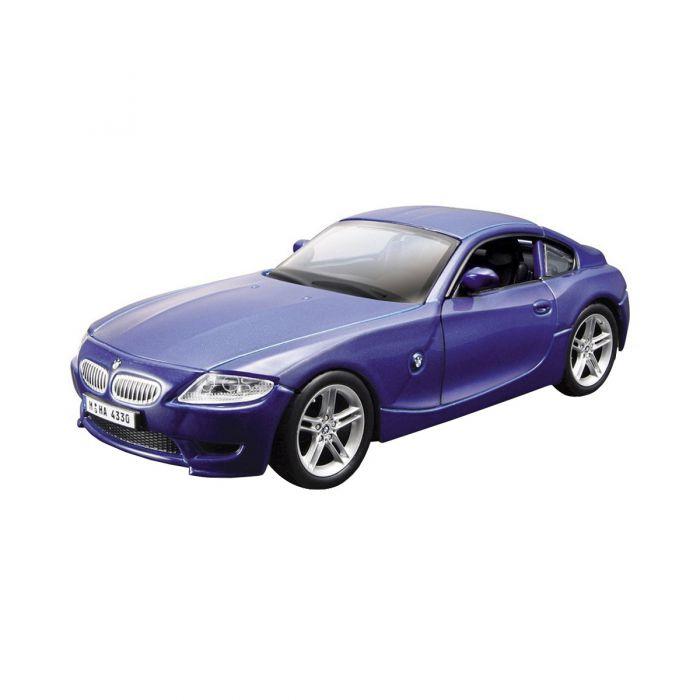 Автомодель Bburago- BMW Z4 M COUPE (1:32) 18-43007