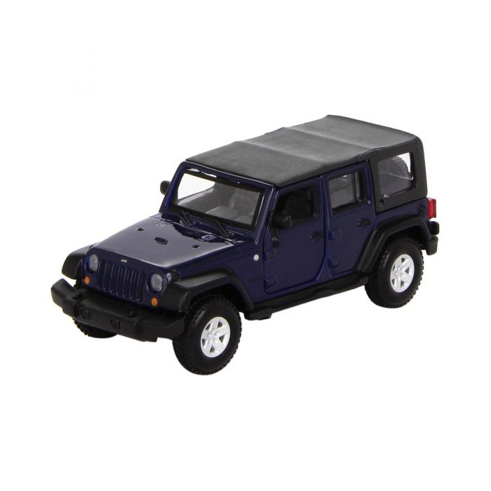 Автомодель - JEEP WRANGLER UNLIMITED RUBICON (1:32)