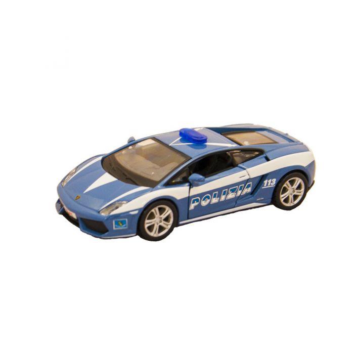 Автомодель Bburago - LAMBORGHINI GALLARDO LP560 POLIZIA (1:32)  18-43025