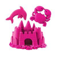 Песок для детского творчества - KINETIC SAND NEON (розовый) (71423Pn)