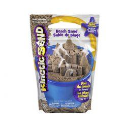 Песок Для Детского Творчества - Kinetic Sand Beach (Натуральный Цвет) (71435)