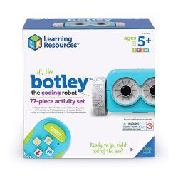 Игровой STEM-набор LEARNING RESOURCES – РОБОТ BOTLEY (программируемая игрушка-робот)
