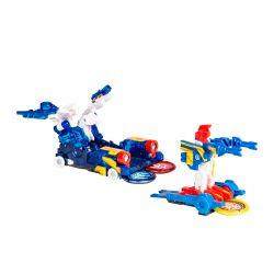 Машинка-трансформер Screechers Wild! S2 L2 - Роялис (EU684301)