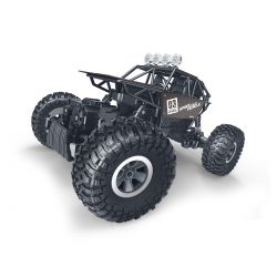 Автомобиль Sulong Toys Off-Road Crawler На Р/У – Super Speed (Матовый Коричн., Аккум. 4.8V, Метал. Корпус, 1:18) SL-112RHMB