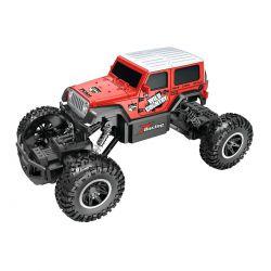 Автомобиль Sulong Toys Off-Road Crawler На Р/У – Wild Country (Красный) SL-106AR