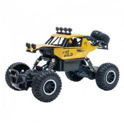 Автомобиль Sulong Toys Off-Road Crawler На Р/У – Car Vs Wild (Золотой) SL-109AG
