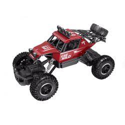 Автомобиль Sulong Toys Off-Road Crawler На Р/У – Car Vs Wild (Красный) SL-109AR