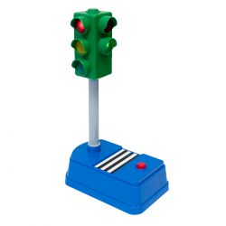 Модель  Technopark - Умный светофор (свет, звук) (SB-15-01-UKR)