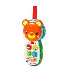 Развивающая Игрушка VTech -Телефон - Отвечай И Играй (80-502726)