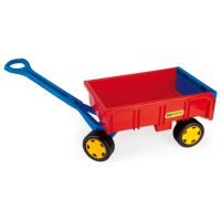 Детская игрушка тележка