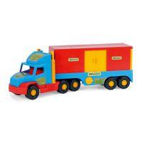 Машинка Super Truck фургон