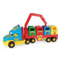 Машина Super Truck мусоровоз