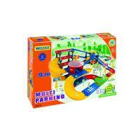 Игровой набор машинки Kid Cars 3D - паркинг с трассой (9,1 м)