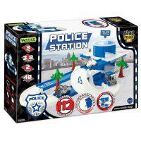 Игровой набор машинки Play Tracks City - набор полиция (53520) Wader