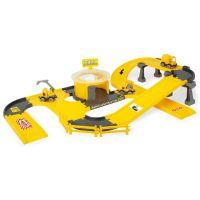 Игровой набор машинки Play Tracks City - набор стройка Wader (53540)