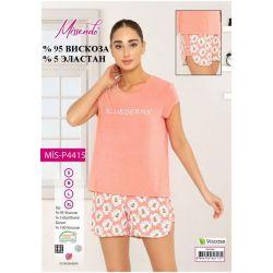 """Шорты+футболка """"Missendo"""" mis-p 4415 (m017724, m017725, m017726, m017727)"""