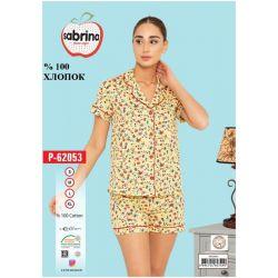 "Комплект шорты и футболка ""Sabrina"" sab 62053 (m017792, m017793, m017794, m017795)"