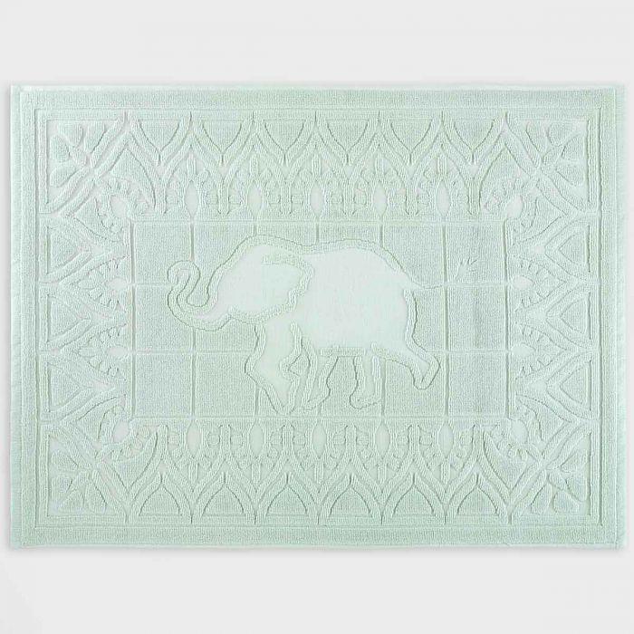 Коврик для ванной Arya 50x70 Boho зеленый (A107040)