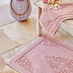 Набор ковриков Karaca Home - Milly pudra пудровый 60*100+50*60 (svt-2000022253734)