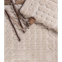 Набор ковриков Zugo Home Dante Fildisi 50x60+60x100 см (8698485570525)