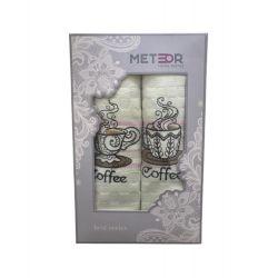 Набор кухонных полотенец Meteor Best Series Coffee V01 40*60 2 шт (ts-02532)