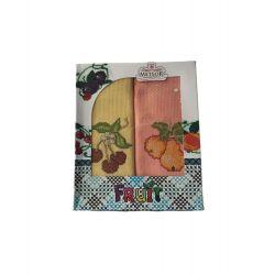 Набор кухонных полотенец Meteor Fruit V01 40*60 2 шт (ts-6001030)