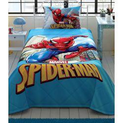 Покрывало с наволочкой Tac Disney Spiderman Classic 160*220+50*70 (TAC60229099)