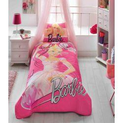 Покрывало с наволочкой Tac Disney Barbie Ballerina 160*220+50*70 (TAC60109101)