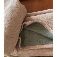 Покрывало Zugo Home Helsa розовый (ts-02760, ts-02759)