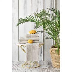 Набор полотенец Karaca Home - Valeria Gold 2020-2 золотой 50*90+85*150 (svt-2000022245333)