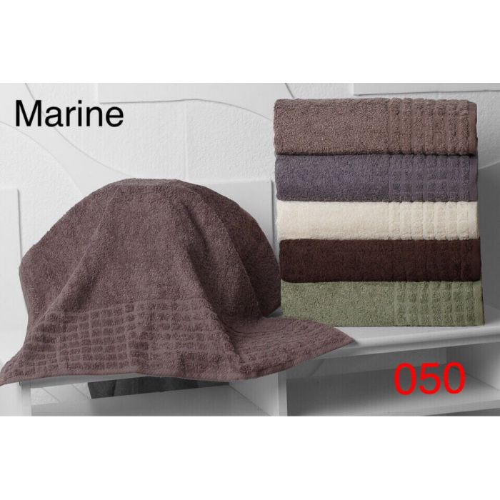 "Набор из 6-ти полотенец ТМ ""Hanibaba"" 50х90 marine"