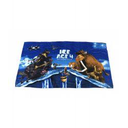 Полотенце пляжное Vende велюр Ice Age 4 Voll Verschoben 75*150 (ts-02180)