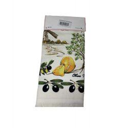 Набор кухонных полотенец Tac Olives 40*60 2 шт (TAC18091368)