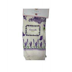 Набор кухонных полотенец Tac Lavender 40*60 2 шт (TAC18091369)