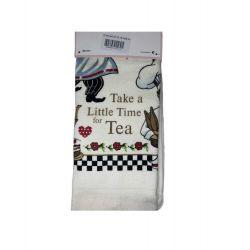 Набор кухонных полотенец Tac Tea Time 40*60 2 шт (TAC18091370)